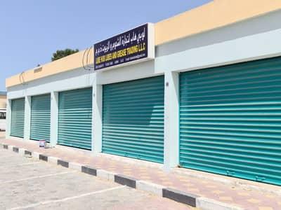 محل تجاري  للايجار في الجرف، عجمان - محل تجاري في الجرف 3 الجرف 14000 درهم - 5069802