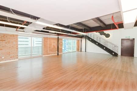 Office for Rent in Dubai Media City, Dubai - Large Duplex Office   Fitted   Dubai Media City