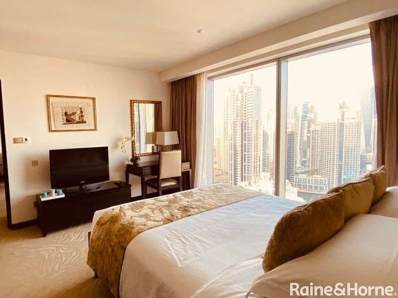 2 The Address Marina Mall | Investor deal |Furnished