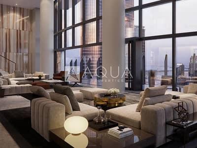 فلیٹ 4 غرف نوم للبيع في وسط مدينة دبي، دبي - Below OP   Above 25th Floor   PHPP