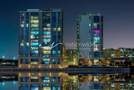 تاون هاوس 4 غرف نوم للبيع في شاطئ الراحة، أبوظبي - A Budget-friendly Townhouse with Sea View