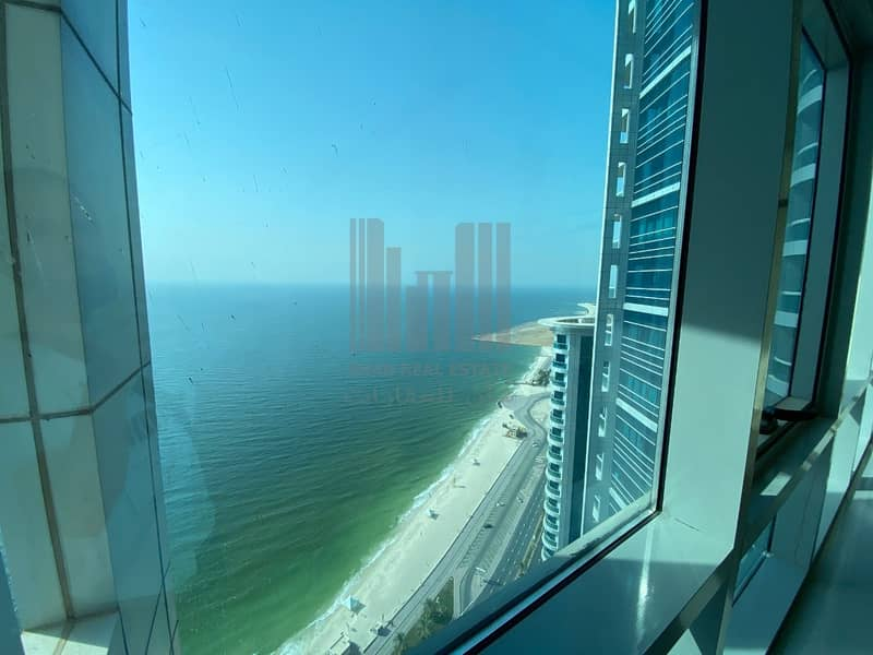 Amazing Sea View to Dubai side | 1BHK with 2 Washroom