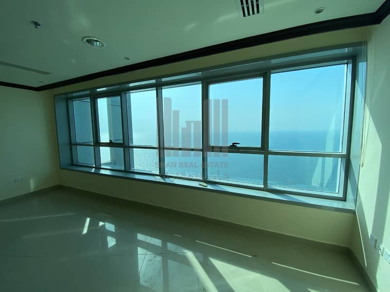 21 Amazing Sea View to Dubai side | 1BHK with 2 Washroom