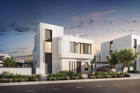 3 Bedroom Villa for Sale in Yas Island, Abu Dhabi - Villa in Noia on a corner