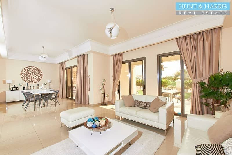 2 Remarkable Furniture - Beautiful Landscaped - Golf View