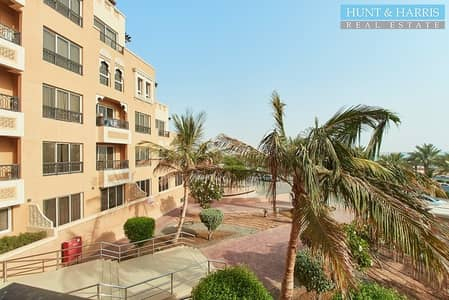 1 Bedroom Apartment for Rent in Al Marjan Island, Ras Al Khaimah - Spacious One Bedroom Apartment - Complete With Kitchen Appliances