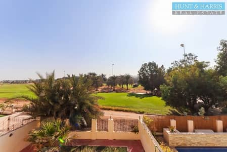 Close to Al Hamra Mall - Unfurnished - Golf Course Views