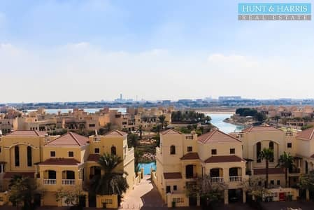 1 Bedroom Apartment for Rent in Al Hamra Village, Ras Al Khaimah - One Bedroom Furnished -Beach Location - Stunning Lagoon View