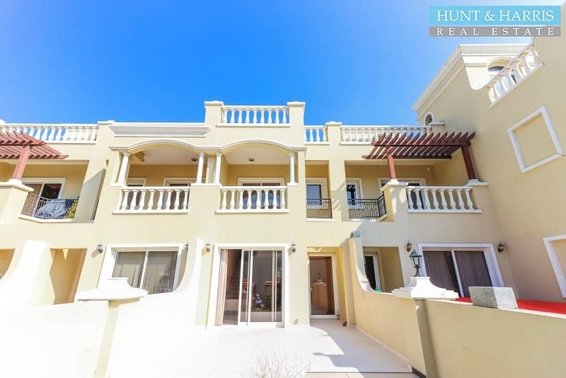 14 VACANT -  Townhouse near the Bayti Pool - Great Value