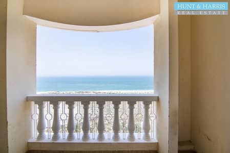 Spectacular Sea View - Furnished studio - High Floor
