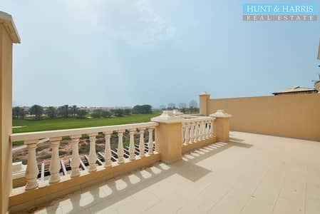 4 Bedroom Townhouse for Sale in Al Hamra Village, Ras Al Khaimah - Walkable to the Golf Course - Remarkable Views - 3 Bedroom
