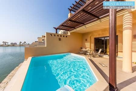 2 Bedroom Villa for Rent in The Cove Rotana Resort, Ras Al Khaimah - 5* Cove Rotana Resort - Private Pool - Amazing view And Facilities