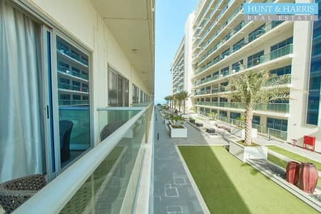 Studio for Sale in Al Marjan Island, Ras Al Khaimah - Live by the Beach - Ready to move into | Low Floor