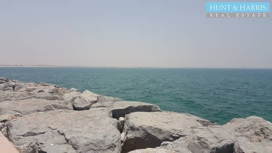 Plot for Sale in Al Marjan Island, Ras Al Khaimah - Residential Plot Available G +9 - Perfect For Hotel Apartments