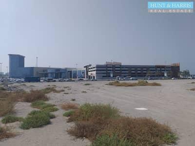 Plot for Sale in Al Nakheel, Ras Al Khaimah - Fantastic Land For Sale - Opposite Manar Mall