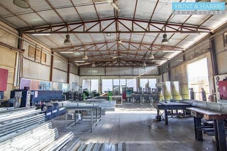 Warehouse for Sale in Aljazeera Al Hamra, Ras Al Khaimah - Exclusive RAKEZ Free Zone -Warehouse/ Manufacturing Plant