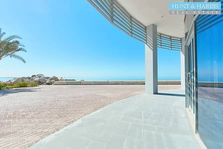 Shop for Rent in Al Marjan Island, Ras Al Khaimah - Prime Location - Perfect Community | Shell & Core