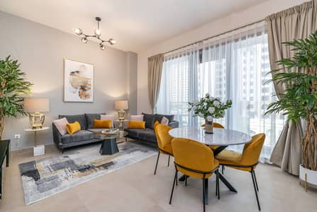 Iconic Waterfront 1BR Marina View Sparkle Tower