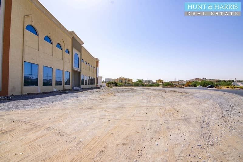 2 Perfect Location For Mall or Gym or Hypermarket | Al Daith