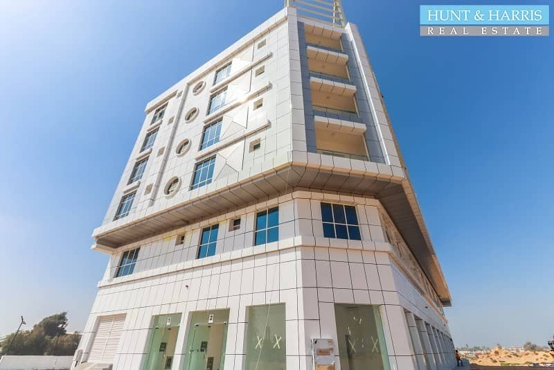 Great Location| 89 Units  | Al Jazeera Building | Ideal Location