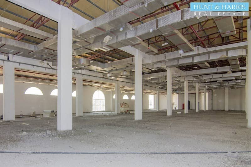 16 Perfect Location For Mall or Gym or Hypermarket | Al Daith