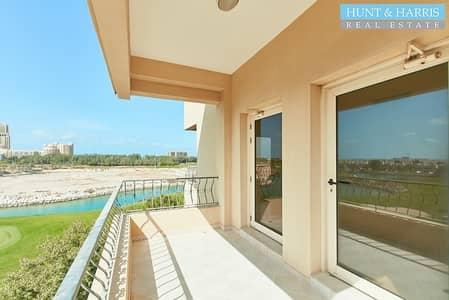 1 Bedroom Apartment for Rent in Al Hamra Village, Ras Al Khaimah - Golf Course View - One Bedroom - Corner Unit