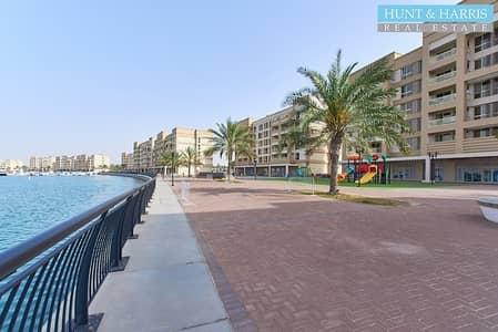 محل تجاري  للايجار في میناء العرب، رأس الخيمة - 6 Months Rent Free - Shell & Core - Facing Lagoon Side