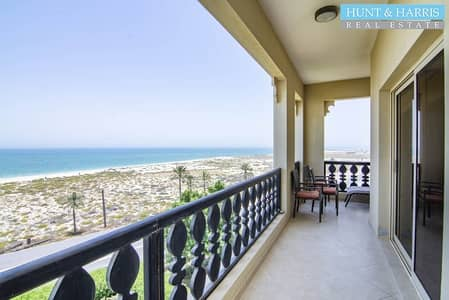 Stunning 2 Bedroom furnished apartment - Sea view