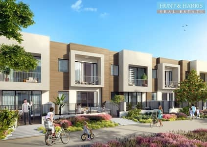 2 Bedroom Townhouse for Sale in Mina Al Arab, Ras Al Khaimah - 10 Year Payment - No Title Deed Fee - Free MC for 3 Years