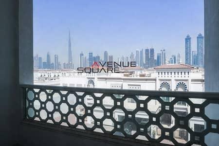 3 Bedroom Flat for Rent in Al Wasl, Dubai - 3 beds en-suite | Maid's room | Burj Skyline View