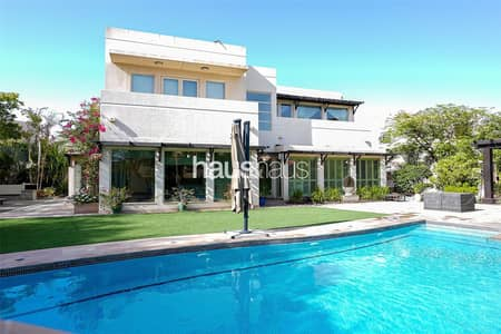 5 Bedroom Villa for Sale in Arabian Ranches, Dubai - Exclusive | Extended | Private Pool | Large Plot