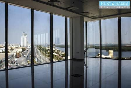 Office for Rent in Cornich Ras Al Khaimah, Ras Al Khaimah - Mangrove Views - Prime Waterfront Location