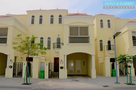 3 Bedroom Townhouse for Rent in Al Hamra Village, Ras Al Khaimah - Limited Time Chiller Free -  Pool View - Family Community
