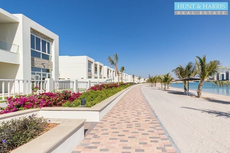 New to the Market - Beach Front Property - Stunning Community