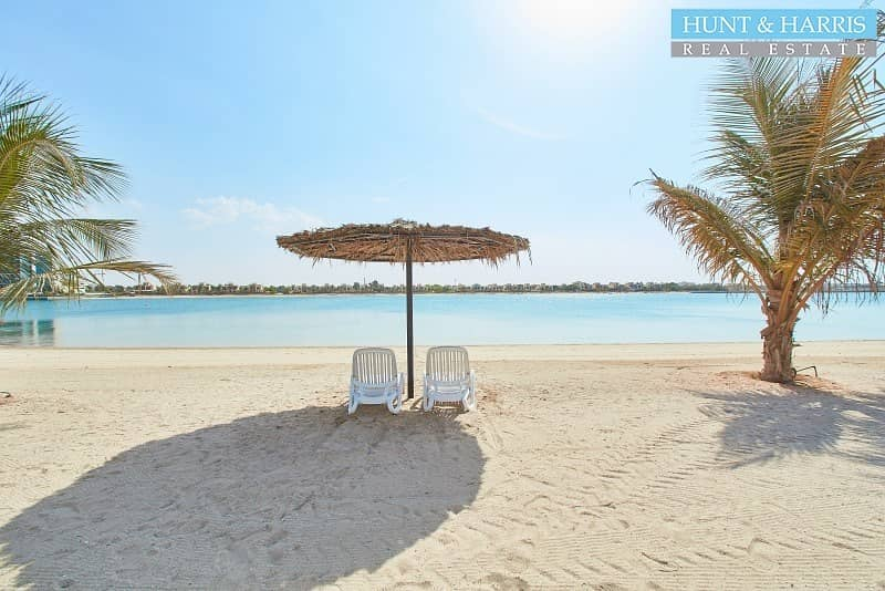 20 New to the Market - Beach Front Property - Stunning Community