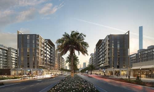 محل تجاري  للبيع في مدينة ميدان، دبي - FREEHOLD CANAL SHOPS WITH PRE-CONTRACT INTEREST  FOR RENTALS UPTO 13% ROI