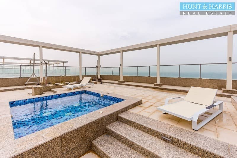 18 Chiller FREE | Can Be Furnished | High Floor