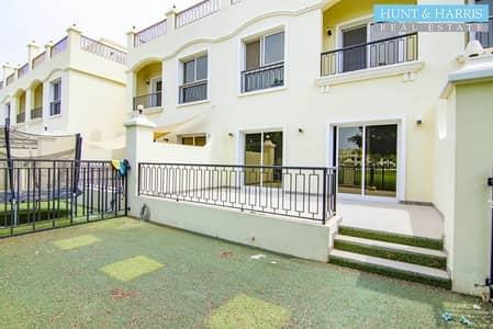 3 Bedroom Townhouse for Sale in Al Hamra Village, Ras Al Khaimah - Corner unit - Villa + maids room - Near swimming pool
