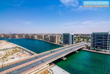 1 Bedroom Flat for Rent in Ras Al Khaimah Gateway, Ras Al Khaimah - Available Now - Amazing Location - Water Front View
