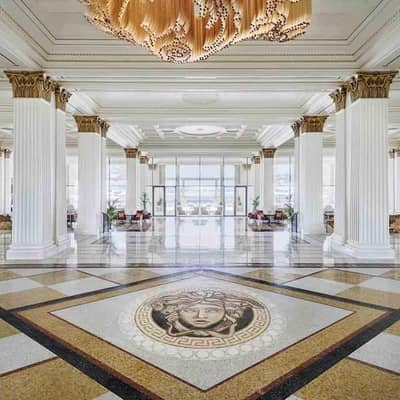 2 Bedroom Flat for Sale in Culture Village, Dubai - Palazzo Versace Furnished
