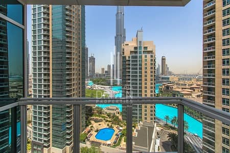 Burj Khalifa / Fountain Views | 2 BR Apt