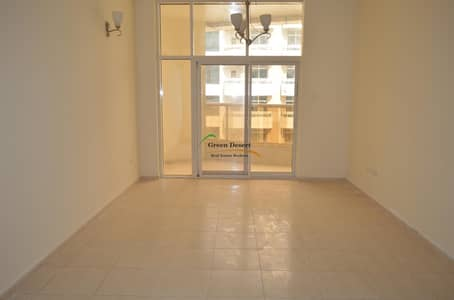 LARGE 1 bhk Axis 1 Semi opened Kitchen
