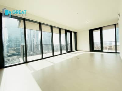 3 Bedroom Flat for Rent in Downtown Dubai, Dubai - FULLY SEA VIEW|MORE THAN 1600SQFTS