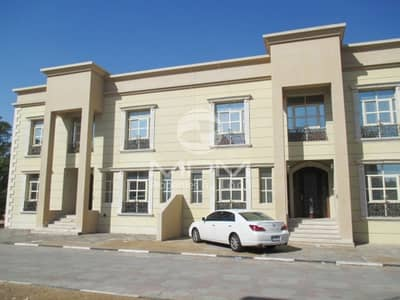 5 Bedroom Villa for Rent in Mohammed Bin Zayed City, Abu Dhabi - Compound Villa | Maid's Room | Front Yard | Balcony