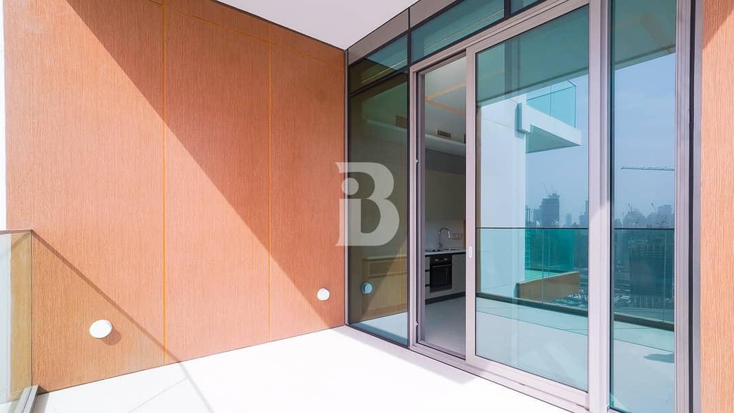 Brand New Studio I High Floor With Balcony