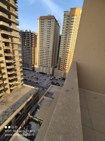 2 Bedroom Apartment for Sale in Emirates City, Ajman - Higher Floor | Open Kitchen | Big Balcony | Two Bedrooms Apartment for Sale in Lavender Tower. .