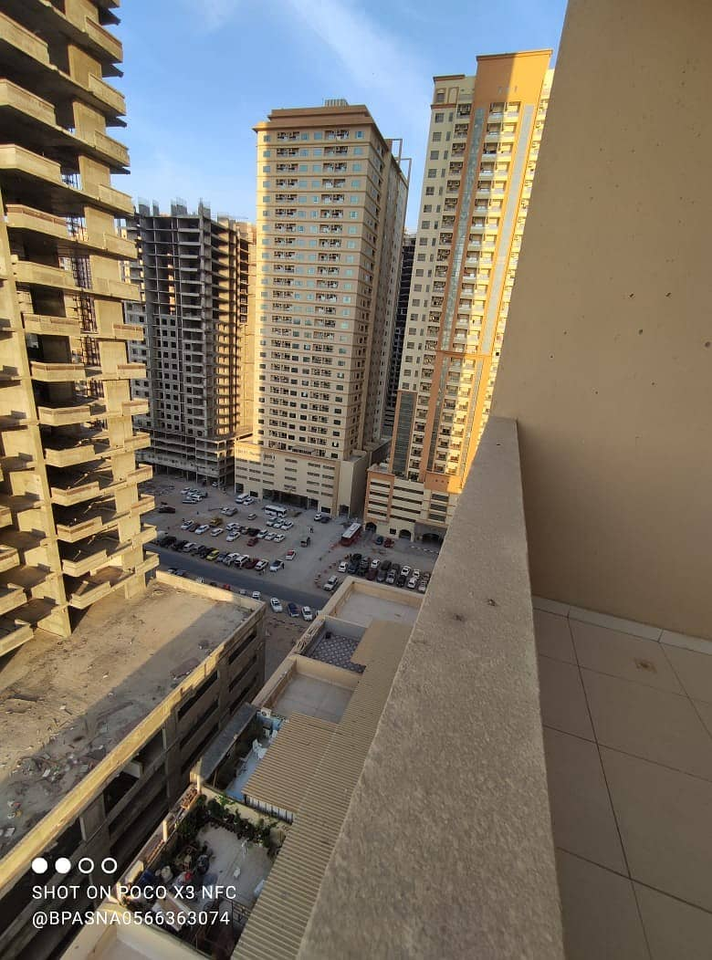 Higher Floor   Open Kitchen   Big Balcony   Two Bedrooms Apartment for Sale in Lavender Tower. .