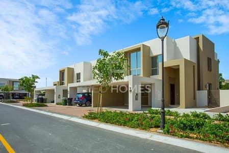 تاون هاوس 3 غرف نوم للايجار في المرابع العربية 2، دبي - Single Row |Type 1M | Available Mid May