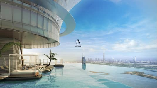 2 Bedroom Flat for Sale in Palm Jumeirah, Dubai - INCREDIBLY LUXURIOUS VIEW OF DUBAI SKYLINE