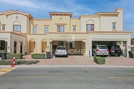 3 Bedroom Townhouse for Sale in Reem, Dubai - Directly on Pool&Park;|Vacant on Transfer
